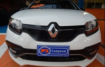 Renault Sandero RS 2.0 16V (Flex)
