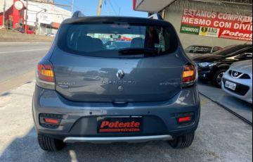 Renault Sandero Stepway 1.6 8V Hi-Flex - Foto #7