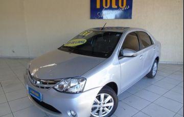 Toyota Etios Sedan XLS-AT 1.5 16V Flex - Foto #2