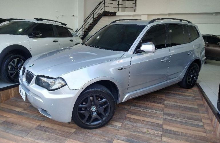 BMW X3 2.5 Sport 4x4 24v - Foto #1