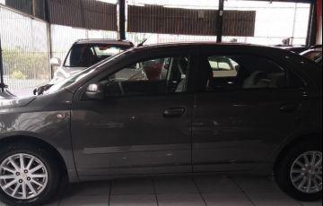 Chevrolet Cobalt 1.4 MPFi LTZ 8v - Foto #4