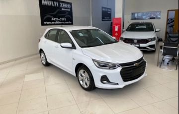 Chevrolet Onix Premier 1.0 Turbo