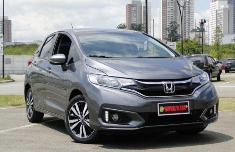 Honda Fit 1.5 EX 16v - Foto #1