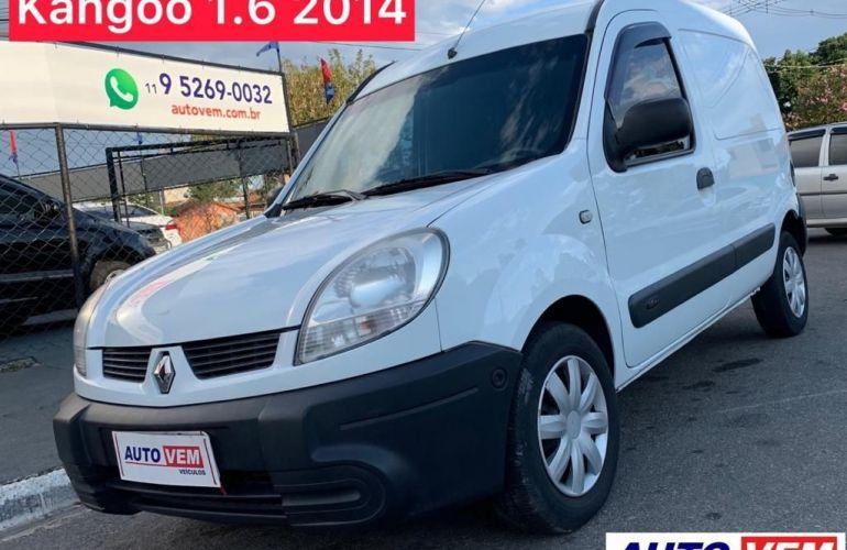 Renault Kangoo 1.6 Express 16v - Foto #1