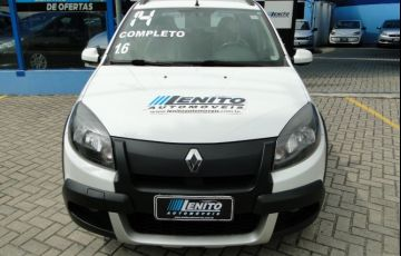 Renault Sandero 1.6 Stepway 16v - Foto #2