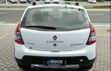 Renault Sandero 1.6 Stepway 16v - Foto #6