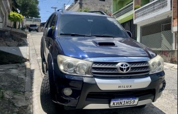 Toyota Hilux SW4 SRV 4x4 3.0 Turbo - Foto #7