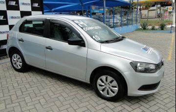 Volkswagen Gol 1.0 Mi City 8v - Foto #4