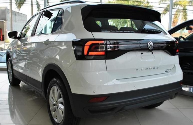 Volkswagen T-Cross 1.0 200 TSI - Foto #10
