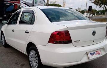 Volkswagen Voyage 1.0 Mi 8v - Foto #4