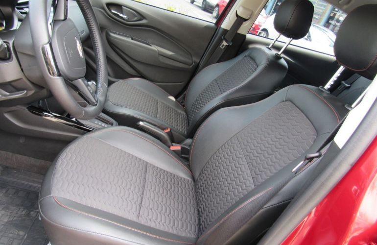 Chevrolet Onix 1.4 MPFi LTZ 8v - Foto #9