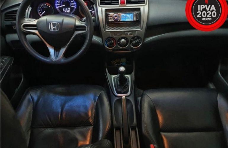 Honda City 1.5 DX 16V Flex 4p Manual - Foto #2
