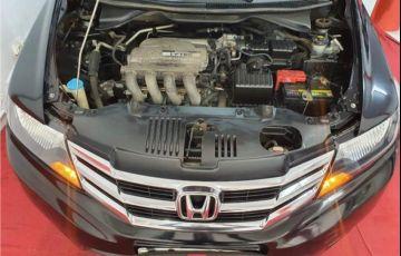 Honda City 1.5 DX 16V Flex 4p Manual - Foto #5