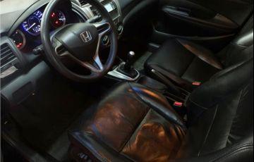 Honda City 1.5 DX 16V Flex 4p Manual - Foto #7