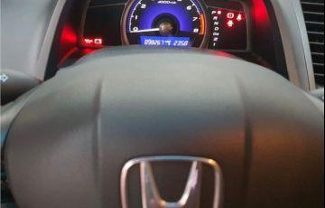 Honda City 1.5 DX 16V Flex 4p Manual - Foto #8