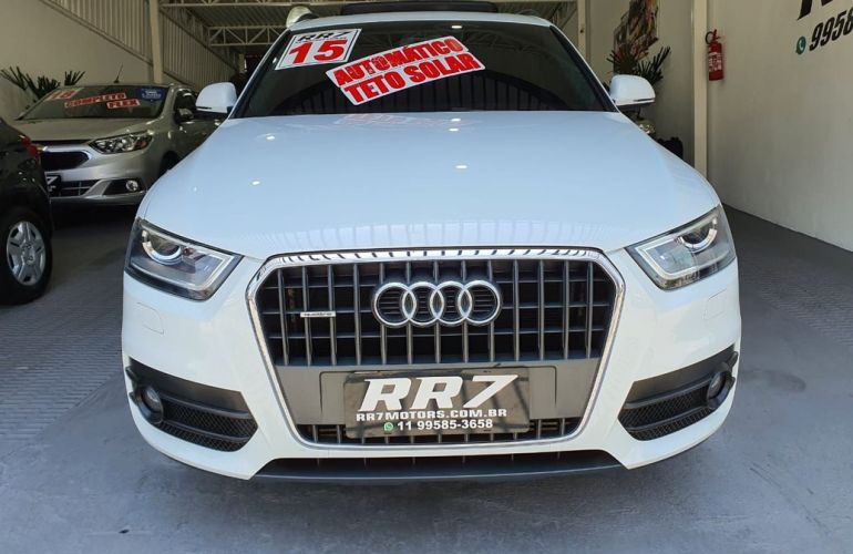 Audi Q3 2.0 Tfsi Ambition Quattro - Foto #1