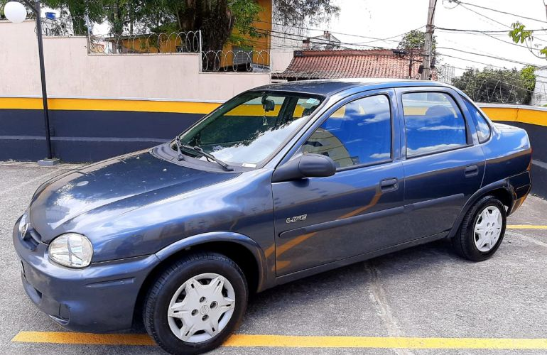Chevrolet Corsa Sedan Classic Life 1.0 (Flex) - Foto #7