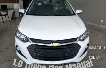Chevrolet Onix 1.0 Turbo LT