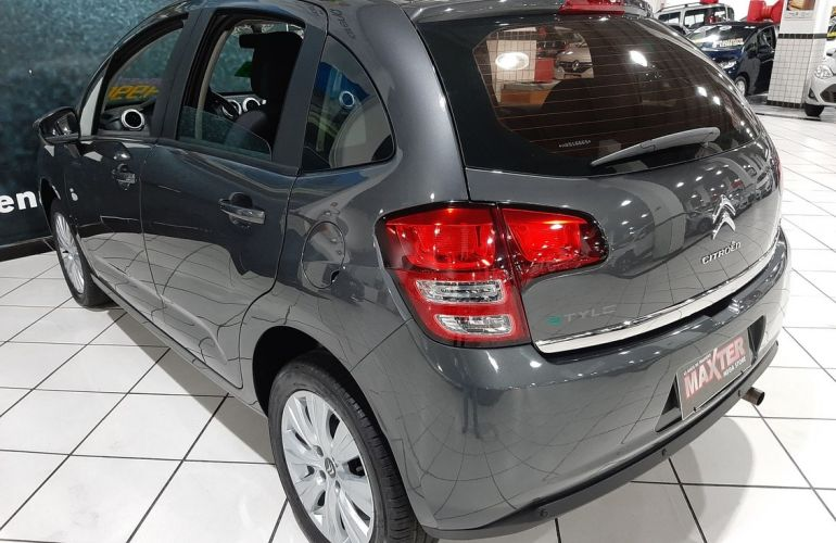 Citroën C3 1.2 Style Edition 12v - Foto #8