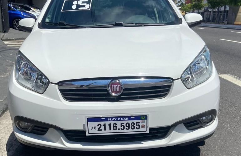 Fiat Grand Siena 1.6 MPi Essence 16v - Foto #1