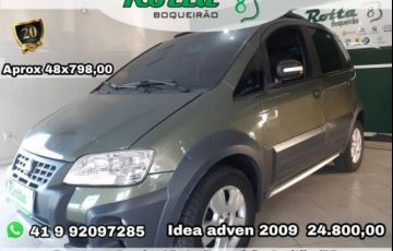 Fiat Idea Adventure 1.8 MPI 8V Flex