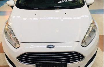 Ford Fiesta 1.6 Titanium Plus Sedan 16v