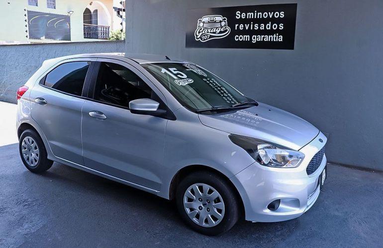 Ford Ka 1.0 SE 12v - Foto #2