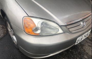 Honda Civic Sedan EX 1.7 16V (Aut) - Foto #5