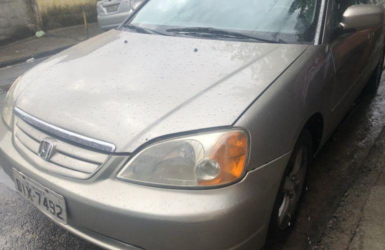 Honda Civic Sedan EX 1.7 16V (Aut) - Foto #6
