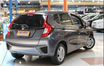 Honda Fit 1.5 LX 16v - Foto #2