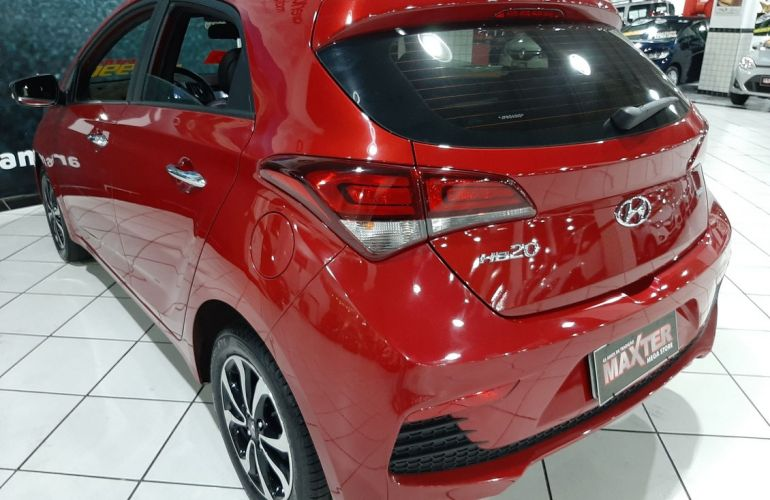 Hyundai Hb20 1.6 R Spec Limited 16v - Foto #8