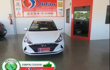 Hyundai HB20 1.0 T-GDI Evolution (Aut)