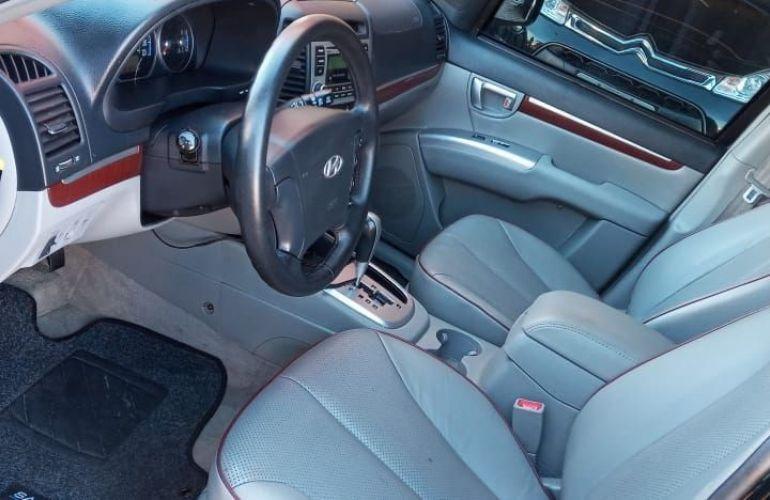 Hyundai Santa Fe 2.7 MPFi GLS 7 Lugares V6 24v - Foto #8