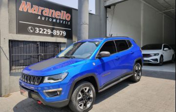 Jeep Compass 2.0 16V Trailhawk 4x4 - Foto #1