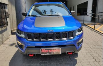 Jeep Compass 2.0 16V Trailhawk 4x4 - Foto #2