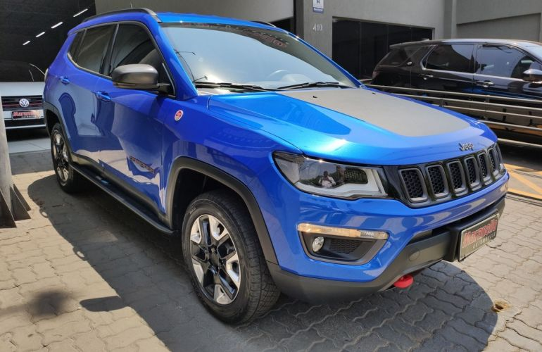Jeep Compass 2.0 16V Trailhawk 4x4 - Foto #3