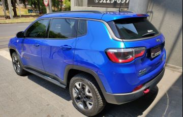 Jeep Compass 2.0 16V Trailhawk 4x4 - Foto #4