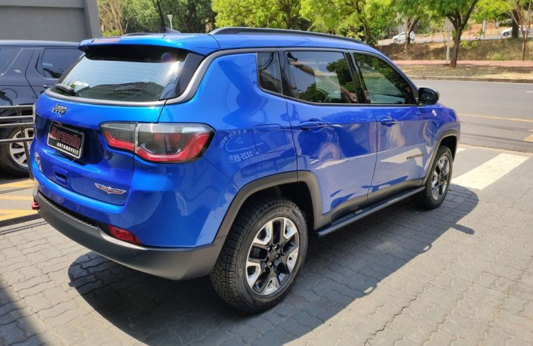 Jeep Compass 2.0 16V Trailhawk 4x4 - Foto #6