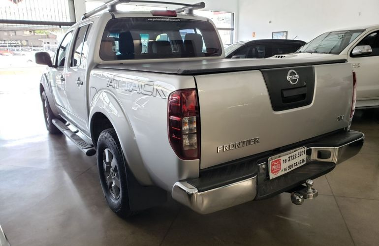Nissan Frontier 2.5 SV Attack 4x4 CD Turbo Eletronic - Foto #4