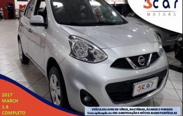 Nissan March 1.6 S 16V Flexstart