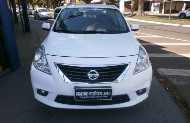 Nissan Versa 1.6 SL 16v - Foto #3