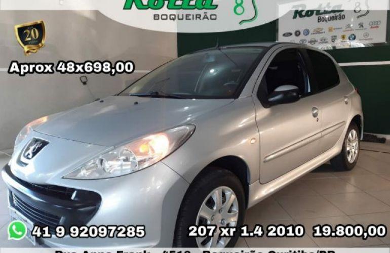 Peugeot 207 XR 1.4 8V Flex - Foto #1