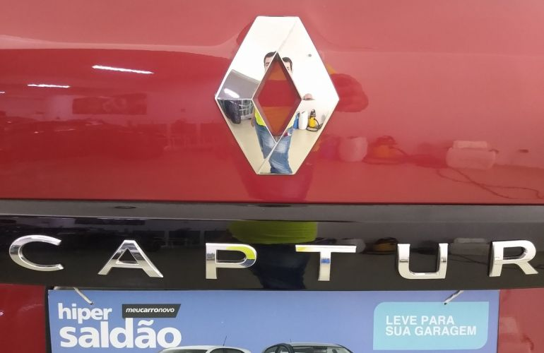 Renault Captur 1.6 16V Sce Life - Foto #9