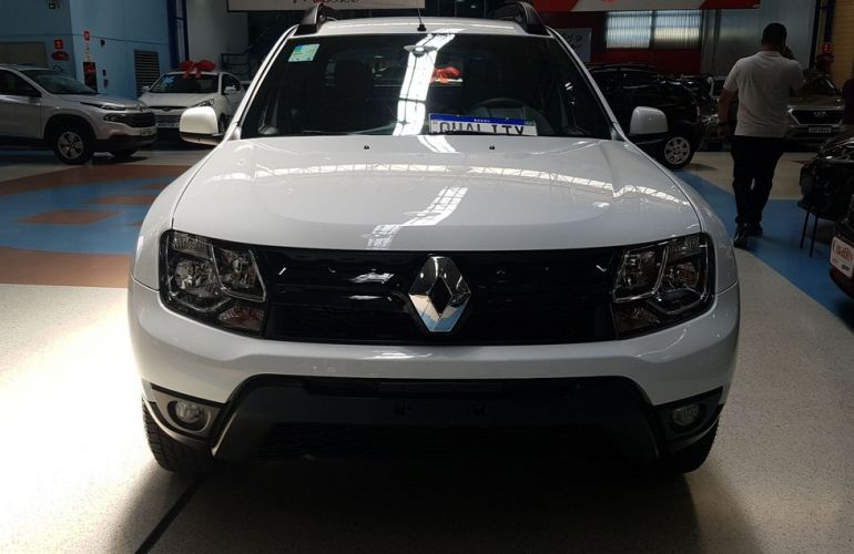 Renault Duster Oroch 1.6 16V Sce Expression - Foto #2