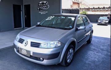 Renault Megane 2.0 Expression Sedan 16v - Foto #3