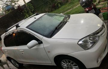 Toyota Etios XLS 1.5 (Flex) - Foto #3
