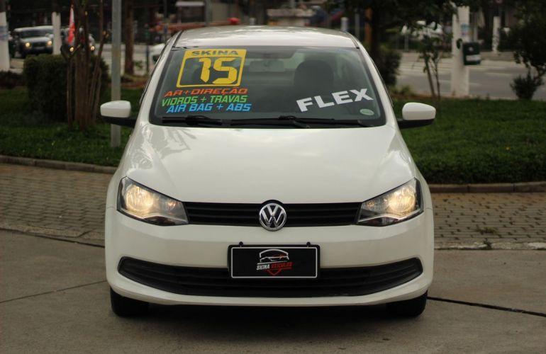 Volkswagen Voyage 1.0 Mi Trendline 8v - Foto #2