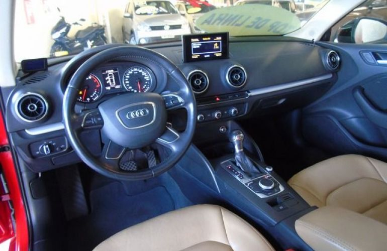 Audi A3 Sedan 1.8 TFSI 180cv - Foto #5