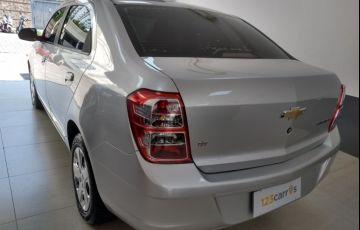Chevrolet Cobalt 1.8 MPFi LT 8v - Foto #4