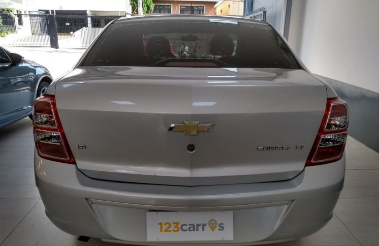Chevrolet Cobalt 1.8 MPFi LT 8v - Foto #5